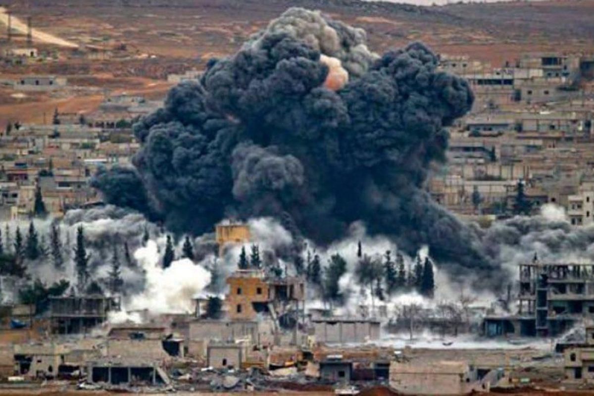 Rusia bombardea Siria desde mediados de 2015. Foto:Efe. Imagen Por: