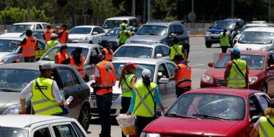 Suspenden tránsito hasta las 10:00 en la Ruta 5 a la altura de La Ligua