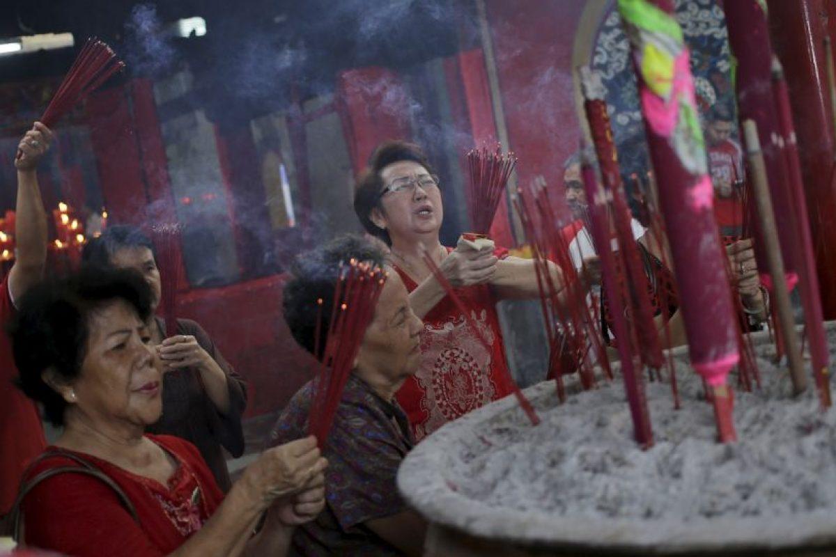 Este animal es el noveno de los 12 signos del zodíaco chino. Foto:AP. Imagen Por:
