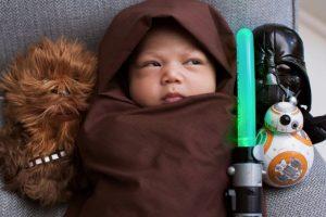 """Max al estilo """"Star Wars"""". Foto:Vía facebook.com/zuck. Imagen Por:"""