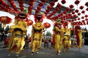El año del mono en China Foto:AP. Imagen Por: