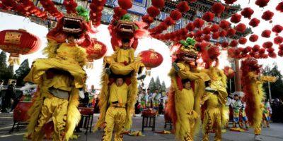 Las 20 mejores imágenes de la celebración del Año Nuevo chino