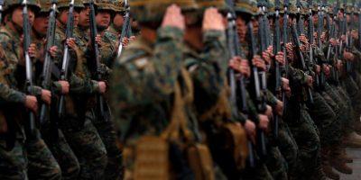 Talca: capturan a ex soldado que escapó de regimiento tras robar material de guerra