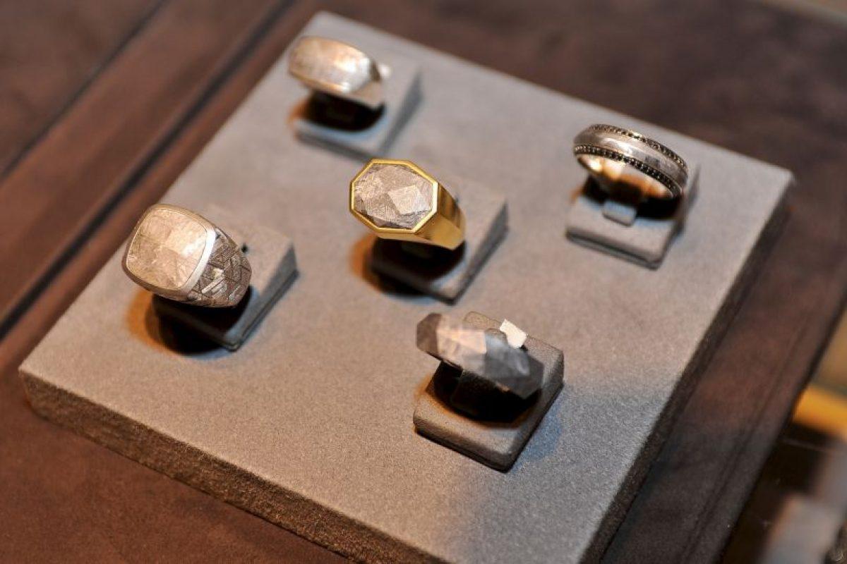 Los meteoritos ferrosos, un 6% del total, contienen gran cantidad de hierro. Foto:Getty Images. Imagen Por: