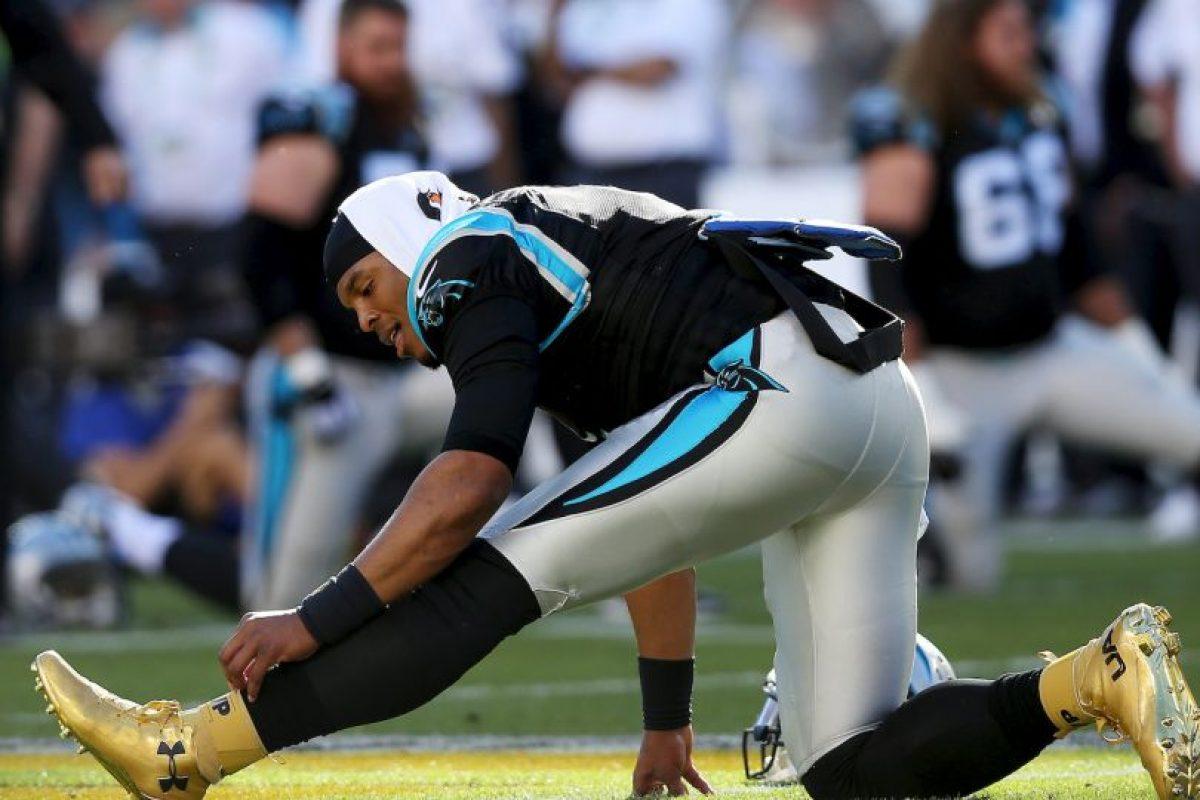 Esta temporada logró 45 touchdowns. Foto:Getty Images. Imagen Por: