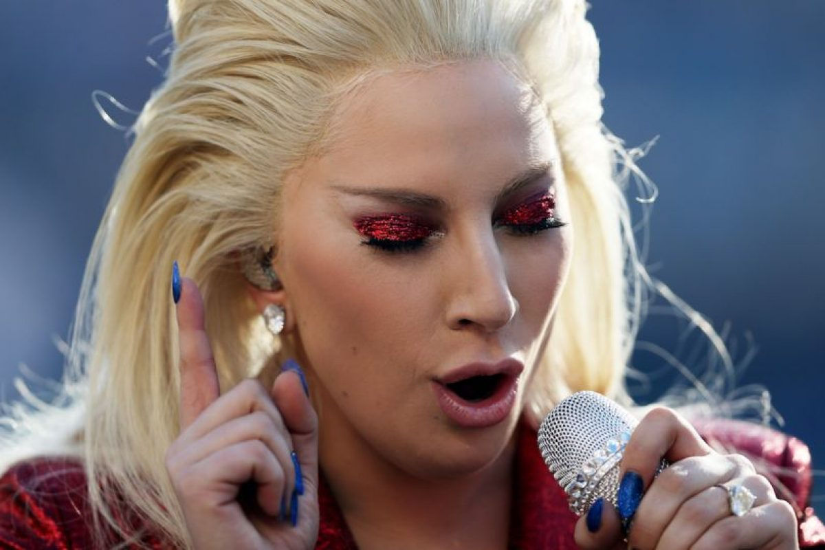 Gaga dio una interpretación que la llenó de grandes críticas. Foto:Getty Images. Imagen Por: