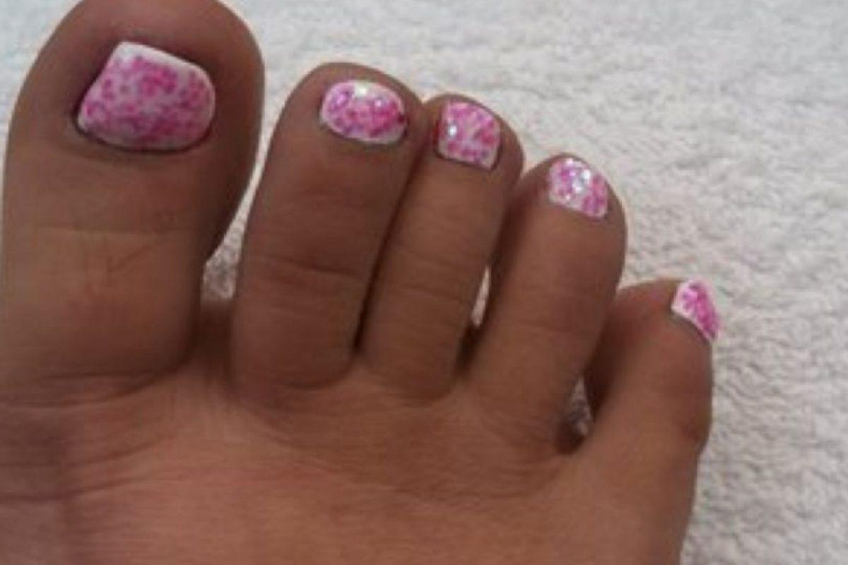 Unas uñas mal recortadas se ven poco agradables estéticamente. Foto:vía NowayGirl. Imagen Por: