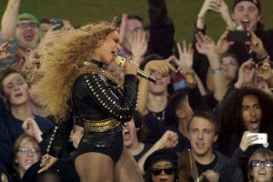"""Los fans se entregaron a quien llaman """"Queen B"""". Foto:Getty Images. Imagen Por:"""