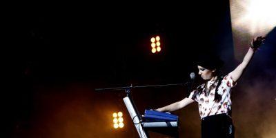 Javiera Mena denuncia el robo de sus instrumentos musicales