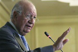 Ex presidente Ricardo Lagos. Foto:Archivo Agencia Uno. Imagen Por: