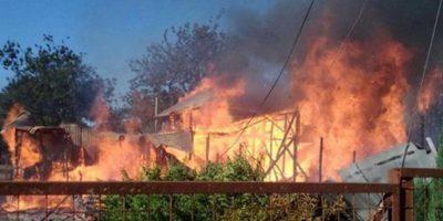 Maullín: hombre de 80 años murió calcinado tras voraz incendio que afectó a su casa