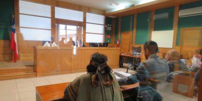 Ocho años de prisión cumplirá comunero Guido Carihuentro por quema de camiones