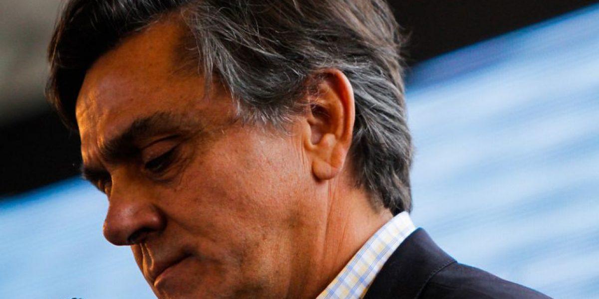 Felipe Kast analiza eventual suspensión de la militancia de Longueira