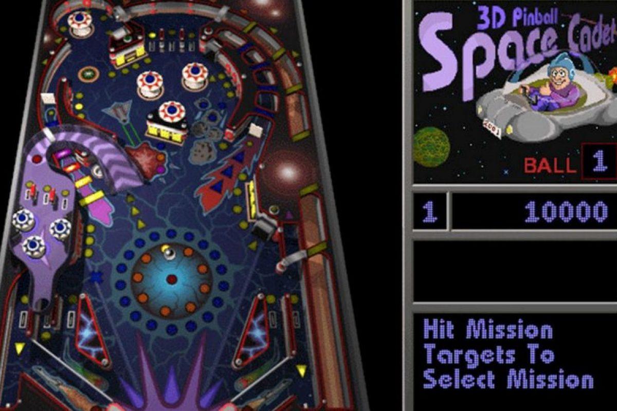 2- Pinball (también llamado flipper, petacas o milloncete). Foto:Vía Tumblr.com