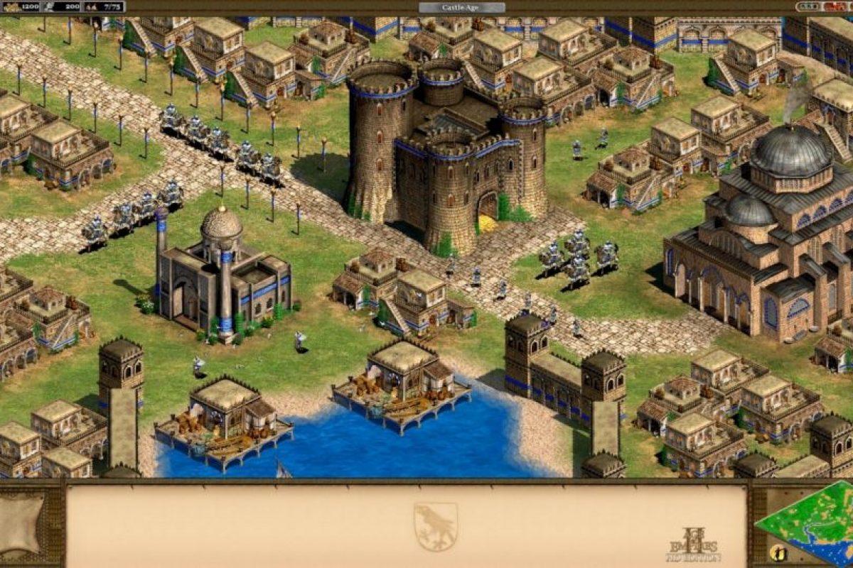 3- Age of Empires. Foto:Vía Tumblr.com