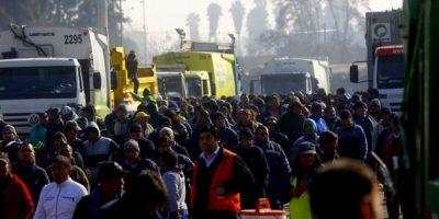 Tras petición de la autoridad: recolectores ceden y aplazan paralización por 24 horas