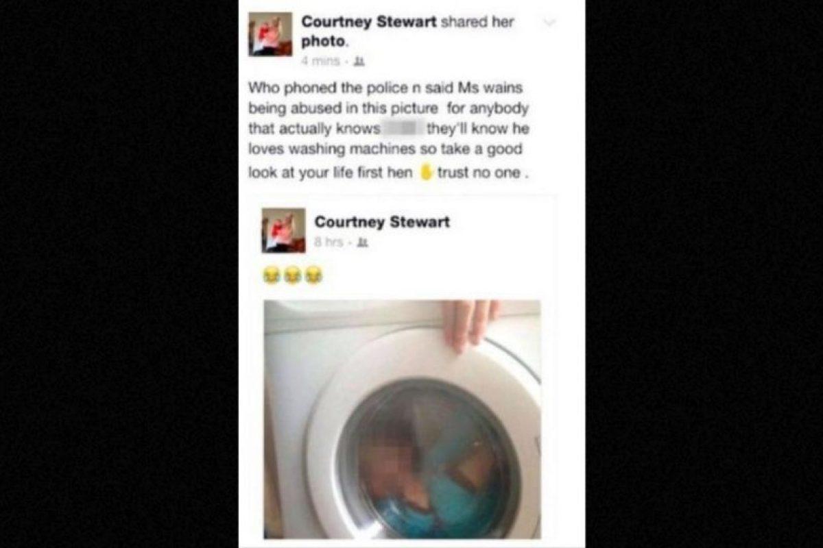 El pequeño tiene síndrome de Down Foto:Facebook.com