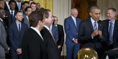 "Stephen Curry revela ""extraña"" amistad con el Presidente Barack Obama"