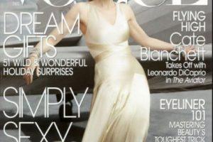 """En 1998 ganó celebridad al interpretar a la reina Isabel I de Inglaterra en """"Elizabeth"""". Foto:vía Vogue"""