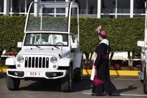 Para de ahí partir al estado de Morelia y después a Chihuahua. Foto:AFP