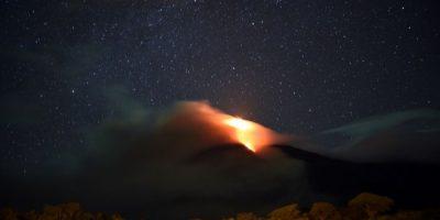 El volcán de Fuego en Guatemala entra en erupción: la tercera del año