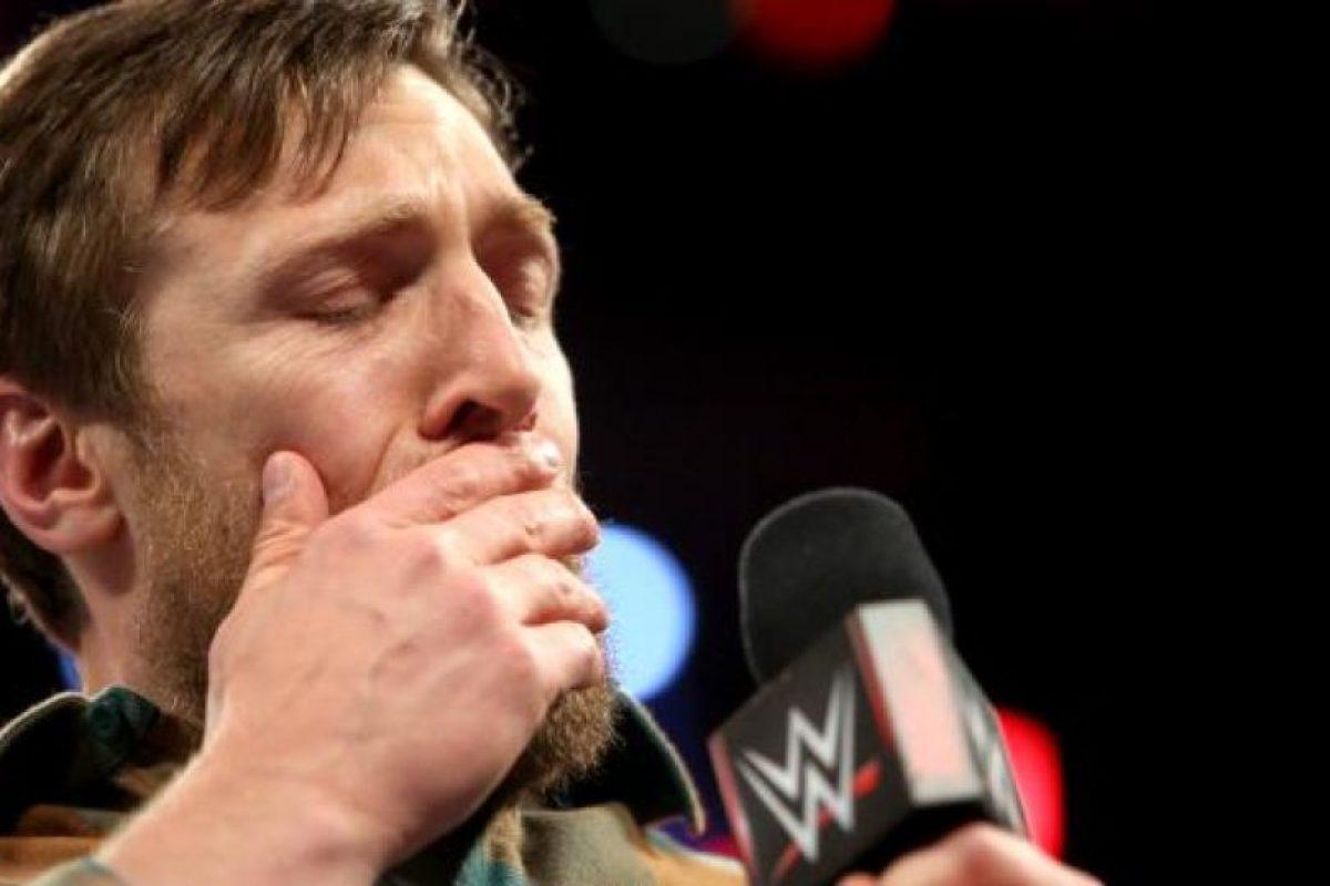 Así fue la despedida de la lucha libre de Daniel Bryan Foto:WWE