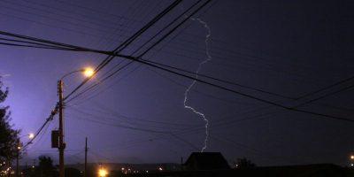 Meteorología anticipan tormenta eléctrica para sectores cordilleranos del norte