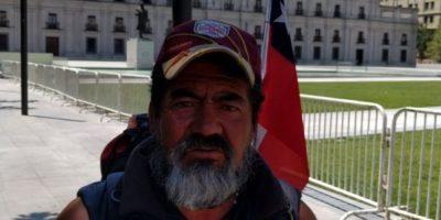 Pescador multado con 19 millones por pescar en zona industrial llegó hasta La Moneda