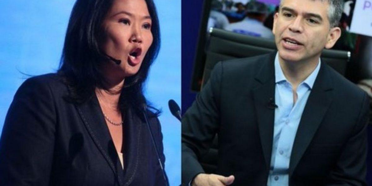 Elecciones Perú: Keiko Fujimori y Julio Guzmán lideran primer simulacro de votación
