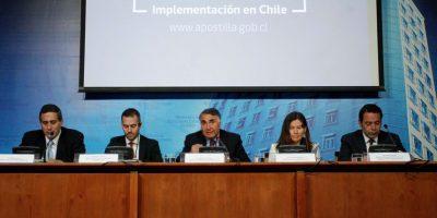 Cancillería lanza sitio web que simplifica la legalización de documentos públicos extranjeros