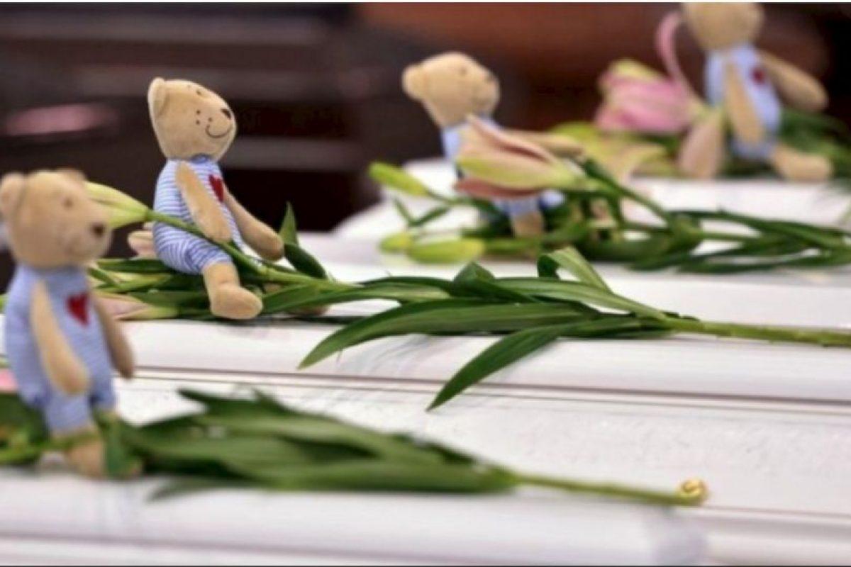 """4. En 2013, un bebé de mes y medio de nacido fue declarado """"muerto"""" Foto:Getty Images"""