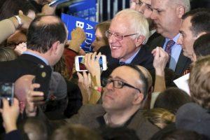 Trump y Sanders, los favoritos en New Hampshire Foto:AP