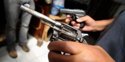 San Bernardo: lo detuvieron luego de intentar robar un auto usando un fierro como pistola
