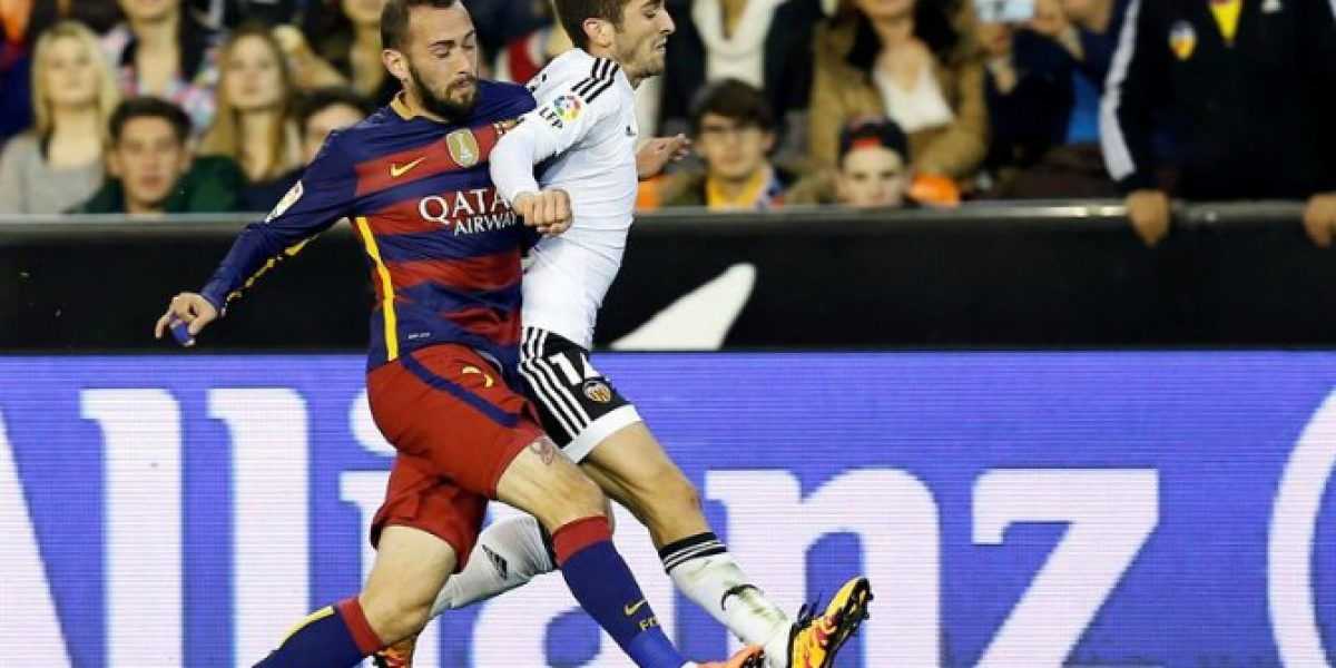 Barcelona sin Bravo cumplió con el trámite y es finalista de la Copa del Rey