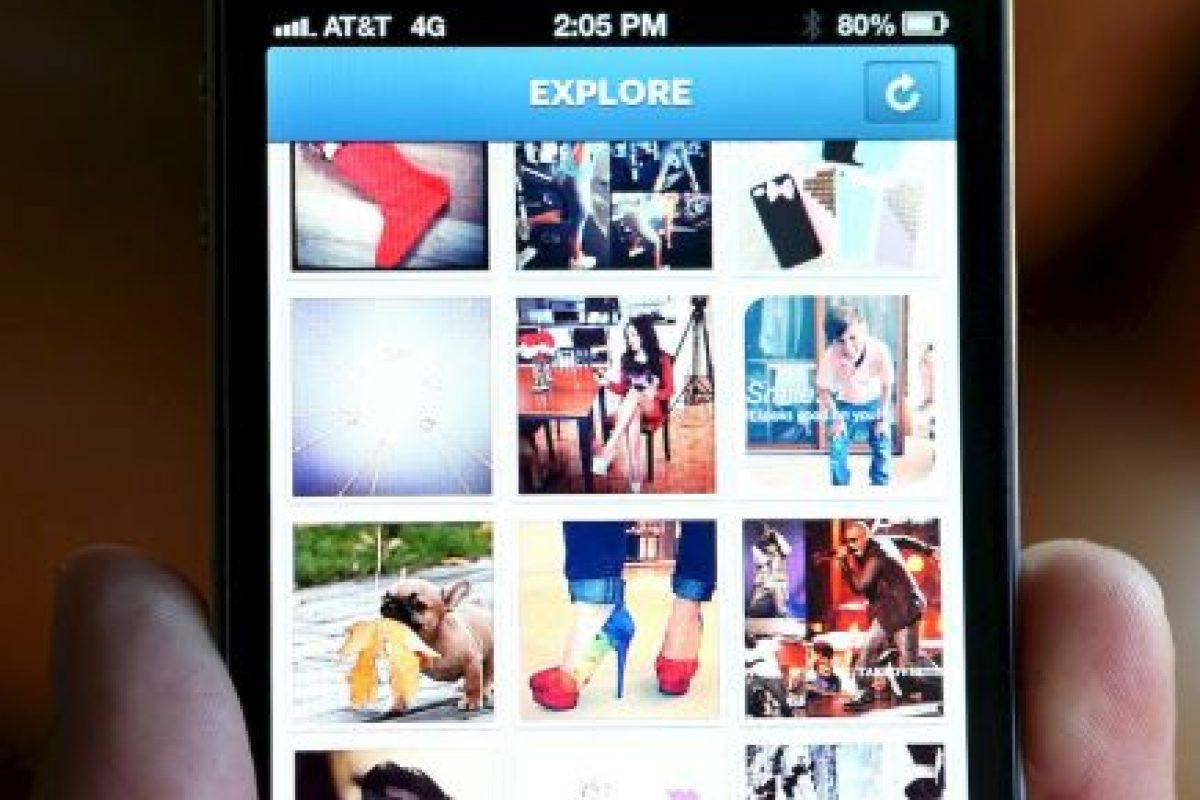 9- Las fotos y videos se pueden compartir a redes sociales como Facebook, Twitter, Tumblr, Foursquare y Flickr. Foto:Getty Images