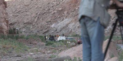 Rescatan a excursionista atrapado desde ayer en el cerro La Campana