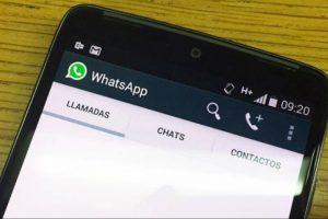 Estos 5 consejos los salvará de ser adictos al WhatsApp Foto:Twitter