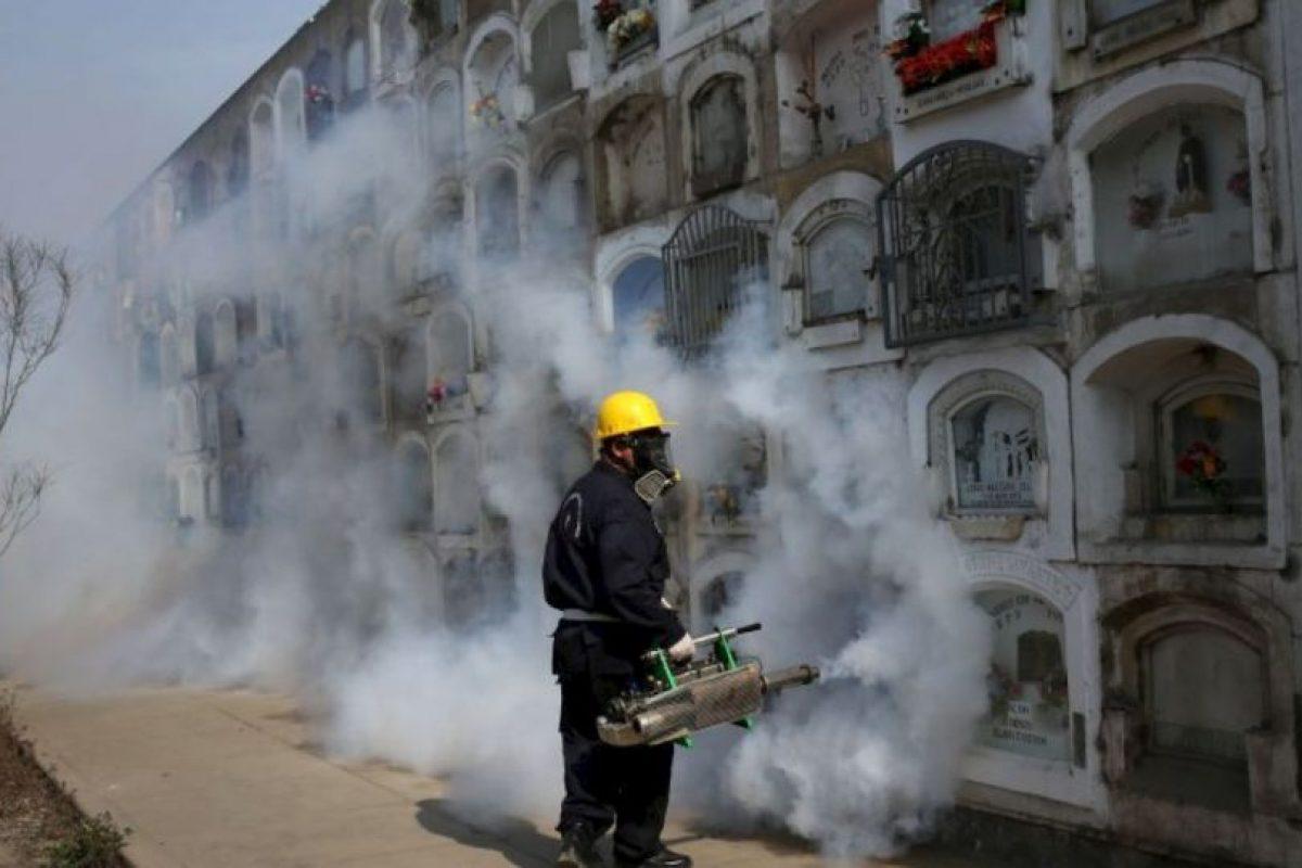 Porque se identificó por primera vez en 1947 en los bosques de Zika, en Uganda. Foto:AFP