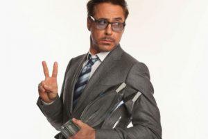 """Robert Downey Jr. comenzó a drogarse desde niño. En los años 80 era un constante dolor de cabeza para su novia de entonces, Sarah Jessica Parker. Tocó fondo en 2001, al entrar a la casa de un vecino. Su regreso triunfante con """"Iron Man"""" ahora lo tiene en la cima. Su esposa lo ayudó a recuperarse. Foto:vía Getty Images"""