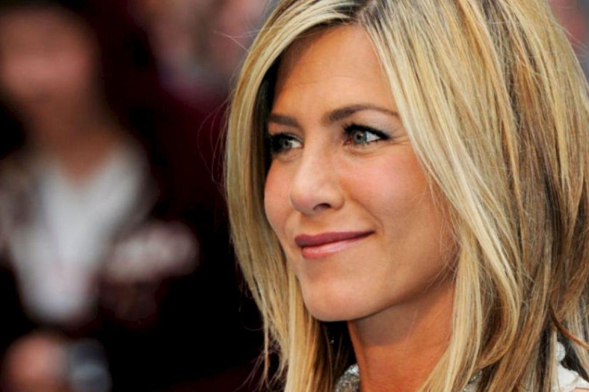 La actriz tenía graves problemas con el cigarro. Todo mejoró cuando empezó sus clases de yoga. Foto:vía Getty Images