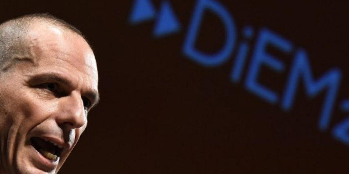 Varoufakis lanza un movimiento para evitar la desintegración de la UE