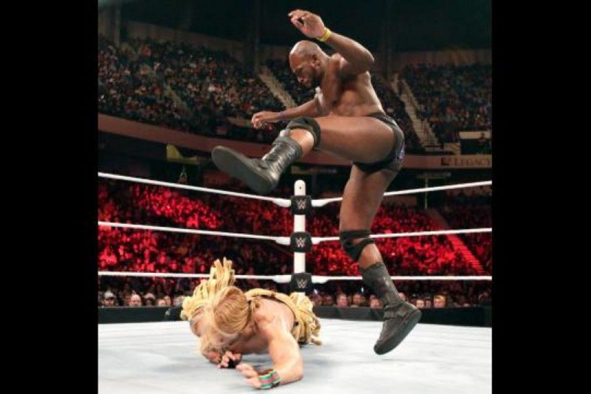 Forma parte de WWE desde 2009 Foto:WWEWWE. Imagen Por: