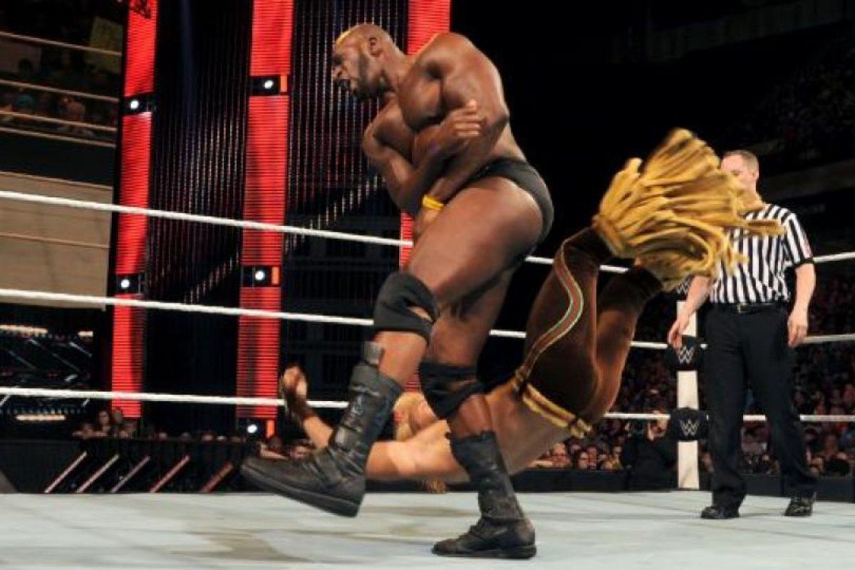 Ha sido Campeón en Parejas, junto a Darren Young Foto:WWE. Imagen Por: