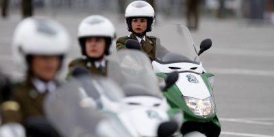 Sorpresa: mujer que detuvo a ladrón que la abofeteó en el Transantiago era carabinera