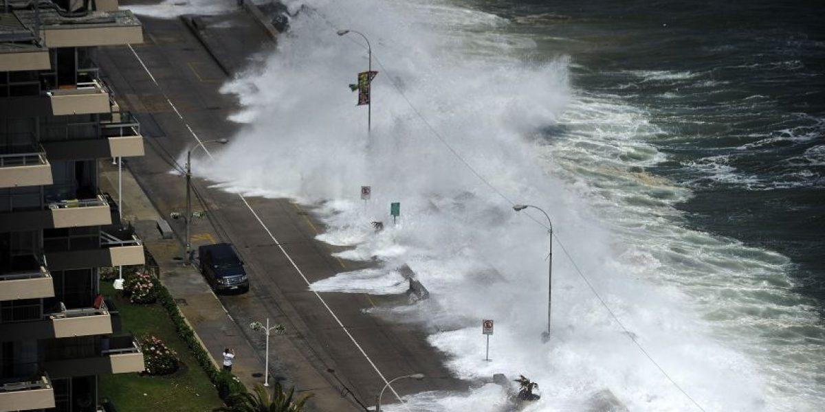 Armada emite aviso por marejadas para este fin de semana
