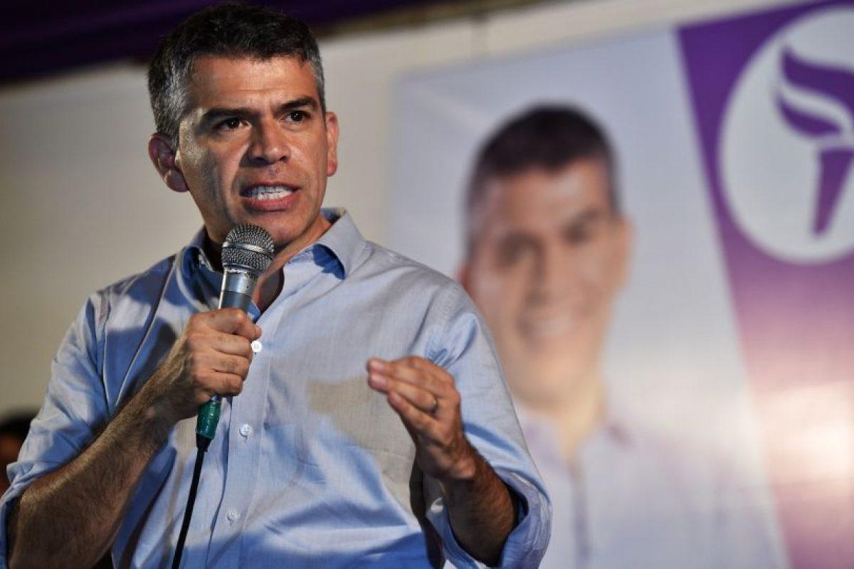 Julio Guzmán Foto:AFP. Imagen Por: