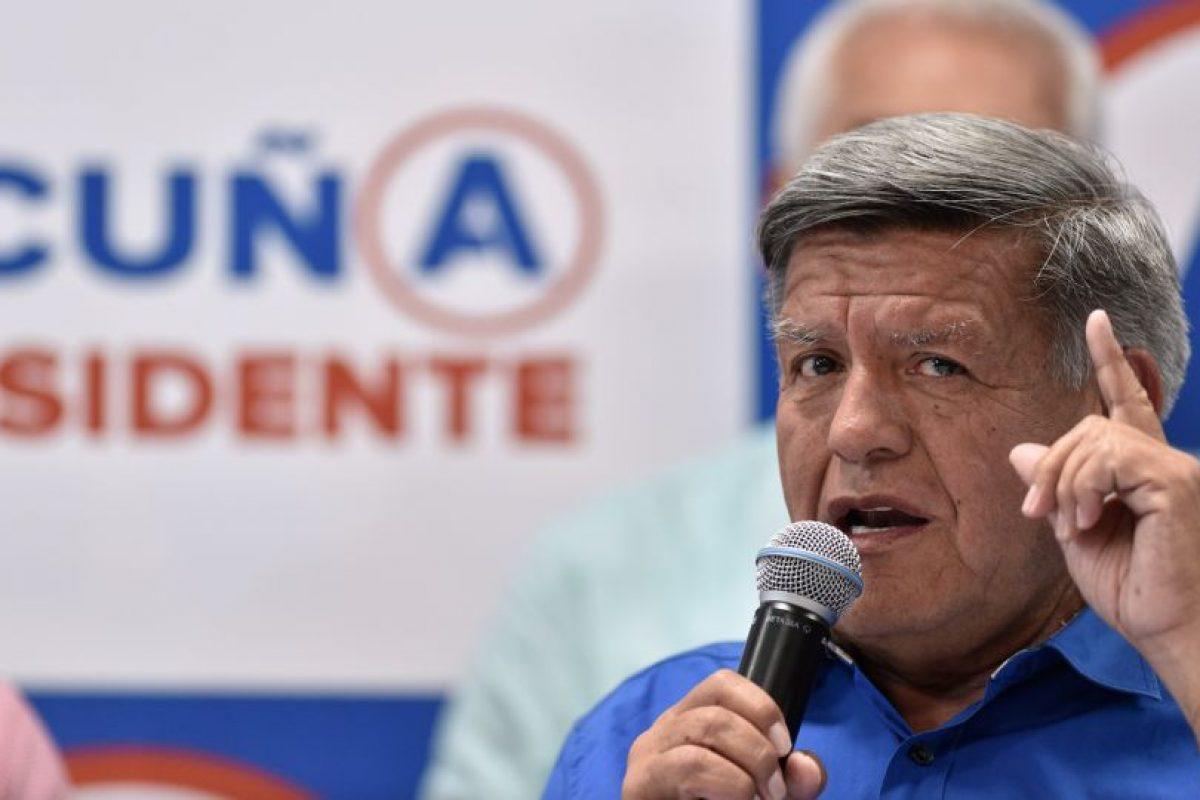 César Acuña Foto:AFP. Imagen Por: