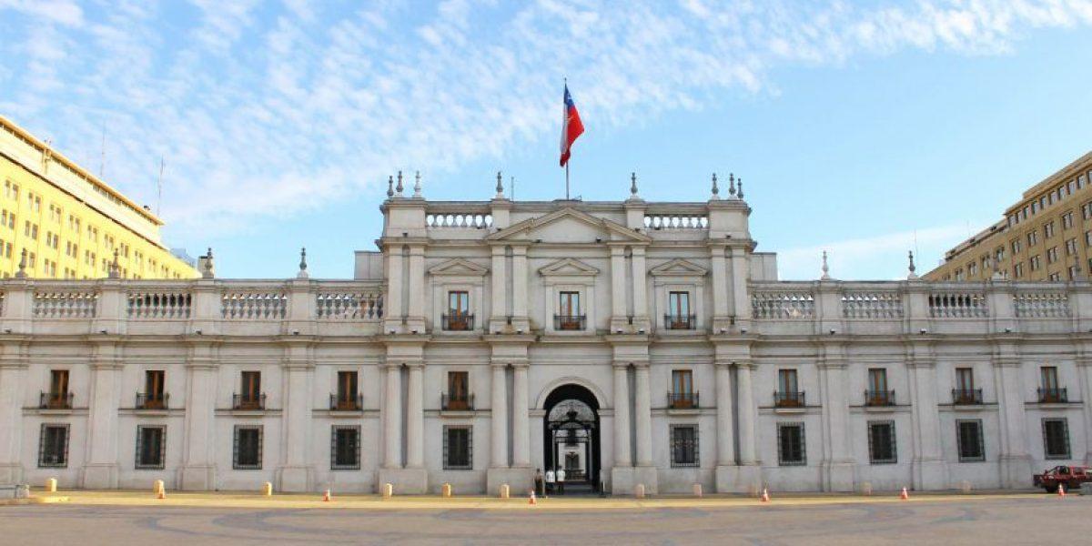 Burgos niega haber causado nueva declaración de patrimonio del administrador de La Moneda