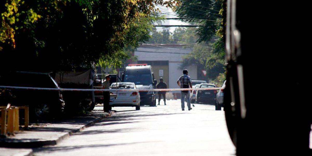 Carabineros desactivó bomba que provocó intenso operativo en Santiago Centro