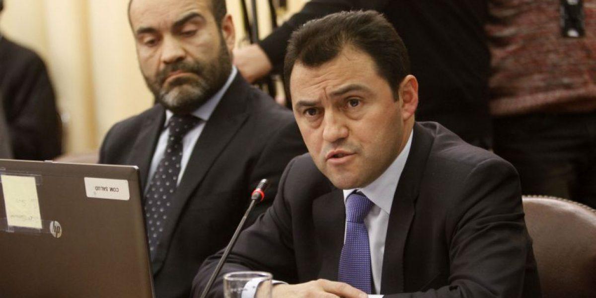 Administrador de La Moneda actualizó su declaración de patrimonio